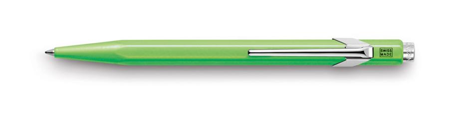 Flou Line, grüngelb
